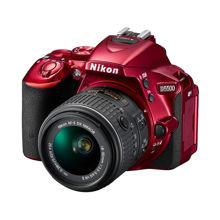 Ảnh của Nikon D5500 DSLR - Red
